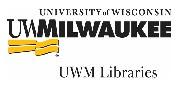 University of Wisconsin - Milwaukee Libraries Logo