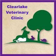 Clearlake Veterinary Clinic Logo