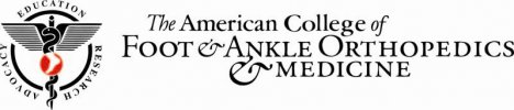 American College of Foot & Ankle Orthopedics & Medicine