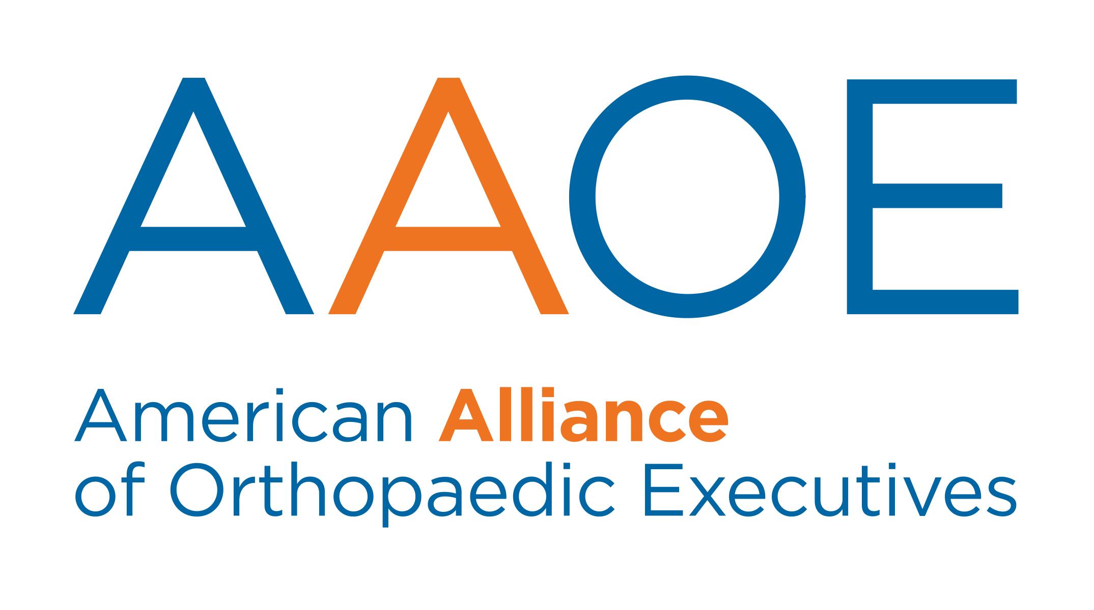 American Alliance of Orthopaedic Executives (AAOE)
