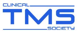 Clinical TMS Society Career Center