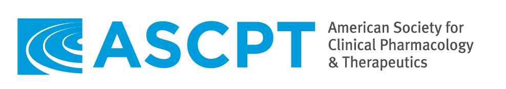 American Society for Clinical Pharmacology and Therapeutics (ASCPT)