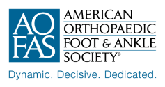 American Orthopaedic Foot & Ankle Society (AOFAS)
